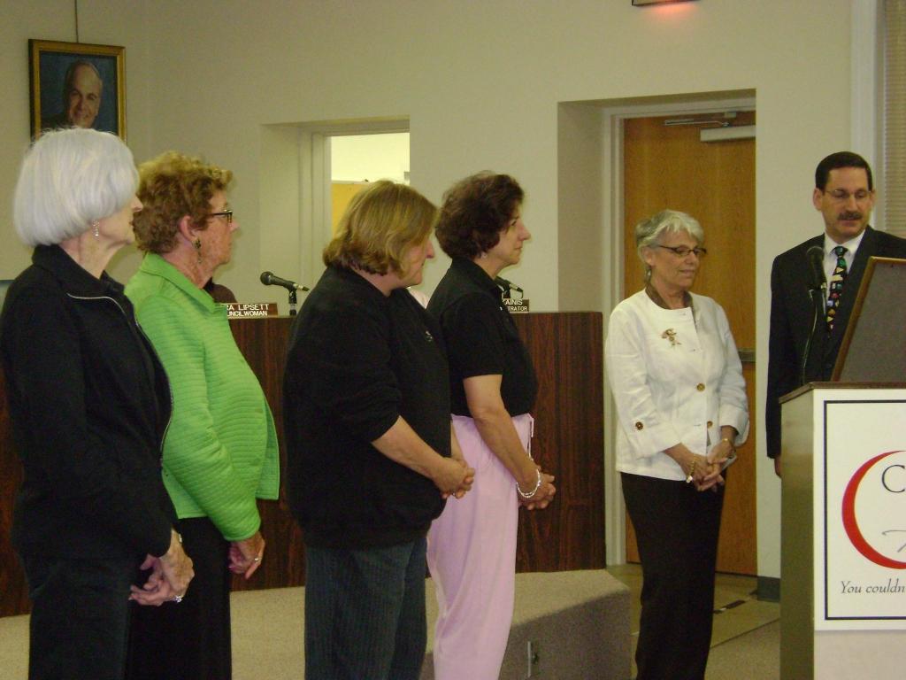 2009 Cherry Hill proclamation