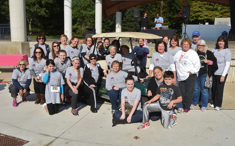 2016 5K Mothers Matter Volunteers