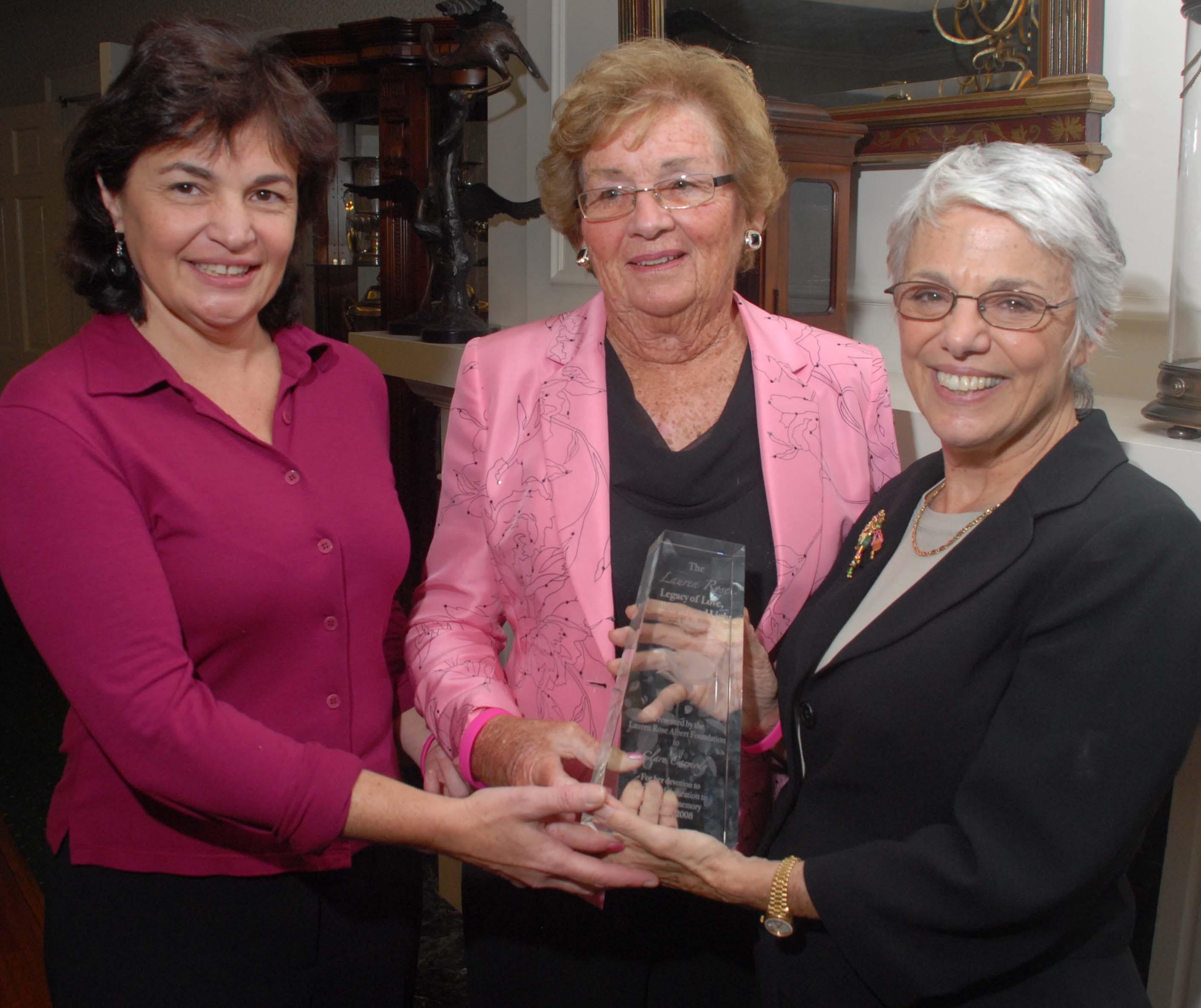 2008 Laurens Legacy Award