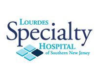 Lourdes Specialty Hospital logo