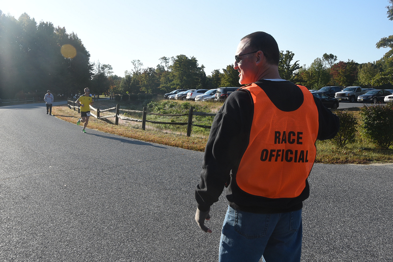 Course Marshal