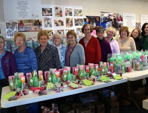 Ladies of the Haddon Fortnightly Women's Club