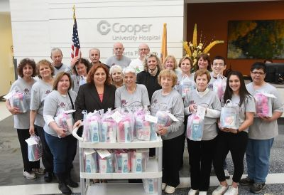 Mothers Matter at Cooper Hospital - Mother's Day 2016