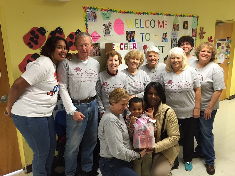 Mothers Matter at Pine Street Day Care Center - Mother's Day 2016