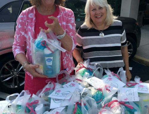 Special Spa Gift Bags for Samaritan Healthcare & Hospice Caregivers