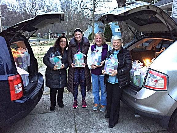 Penn Virtua Cancer Program Nurse Educators Randi Solden and Caroline Stevenson