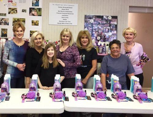 Ginny Kiernan & Friends Visit Mothers Matter