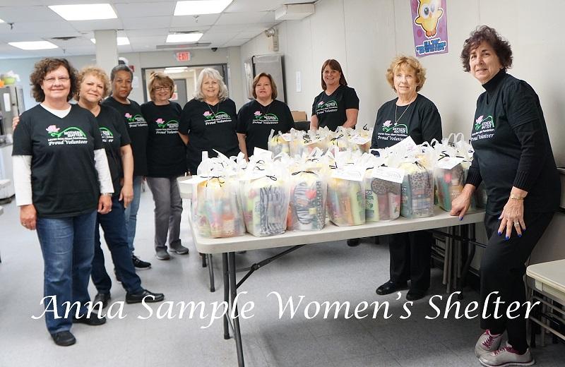 Anna Sample Women's Shelter