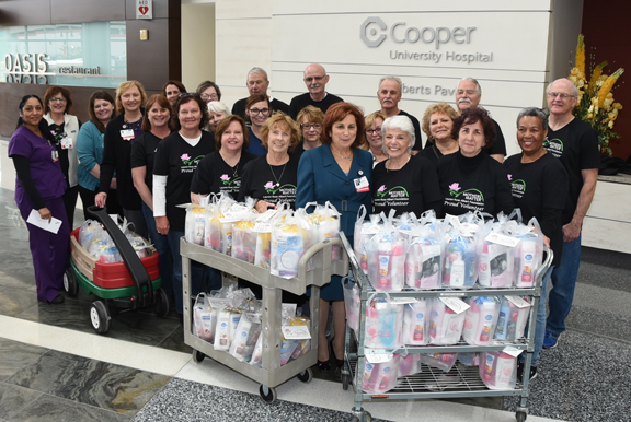 2017 Mother's Day Deliveries - Cooper Hospital