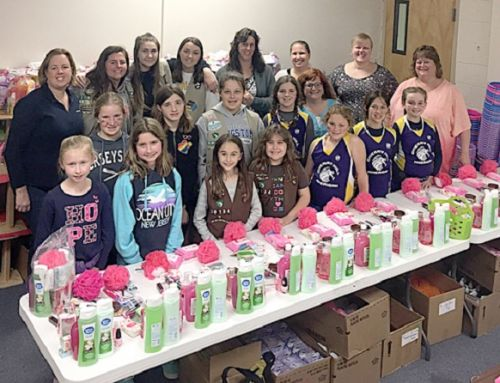 Girl Scouts Group Picture