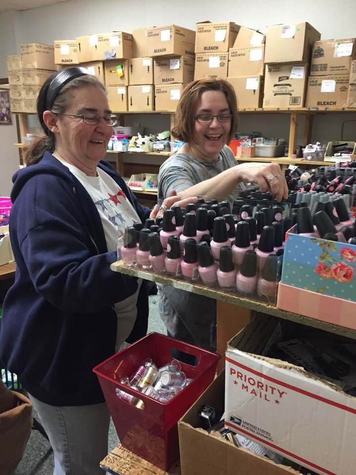 Lindenwold Moose Lodge & Chapter - Making Magic at Mothers Matter