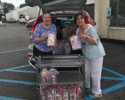 June 2017 Deliveries to Ronald McDonald House Family Rooms