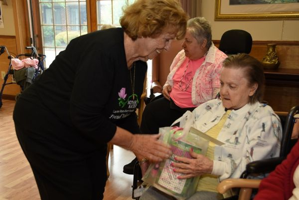 Mother's Day visit to Kennedy Healthcare Center 2