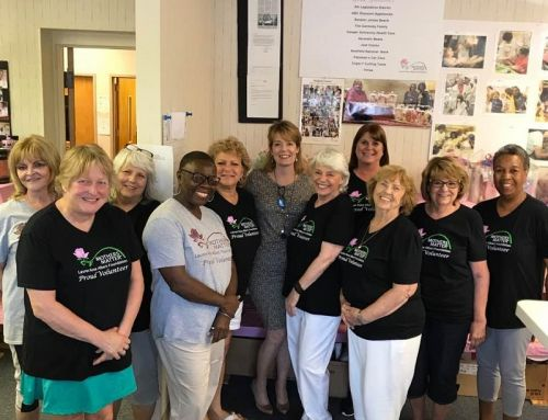 Wonderful Wednesday at Mothers Matter!