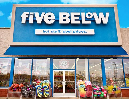Thanks to Five Below for Donating Scarves for Mothers Matter Gift Bags