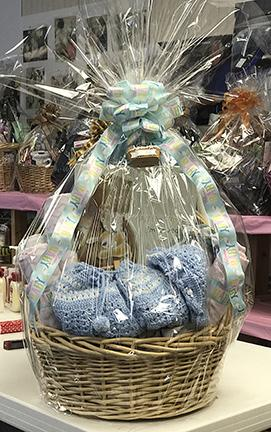 #5 Pretty Baby Basket