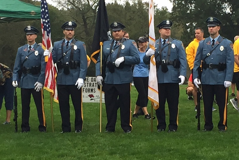 Honor Guard 2017 5k