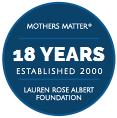 Mothers Matter - 18 Years Badge