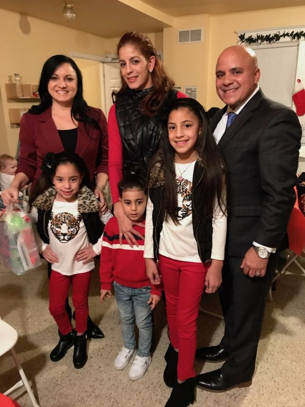 December 2017 Holiday Party Loida Child Development
