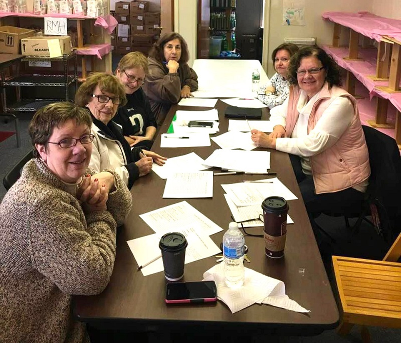 Mothers Matter Committee January Planning Meeting Jan 2018
