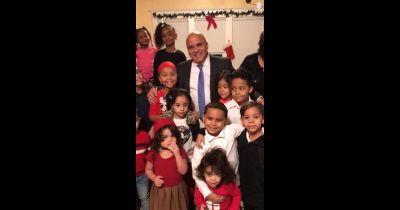 Dec 2017 Holiday Party Loida