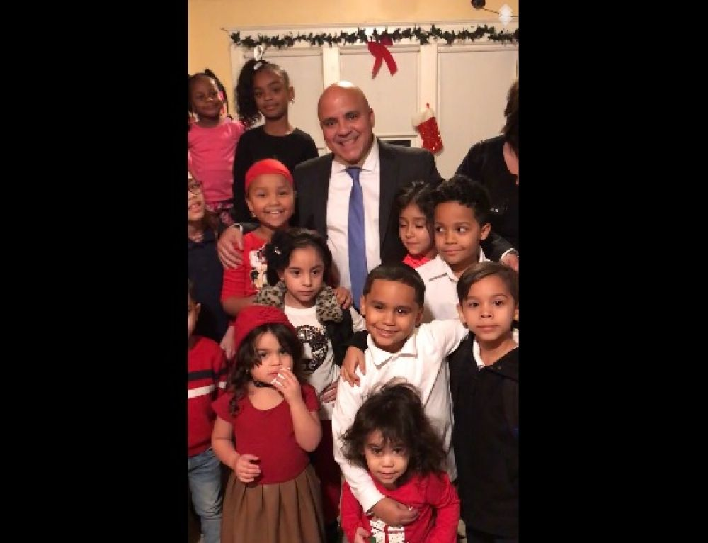 Video – December 2017 Holiday Party at Loida Child Development with Mayor Moran