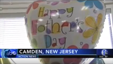 6ABC Mother's Day Video Screenshot