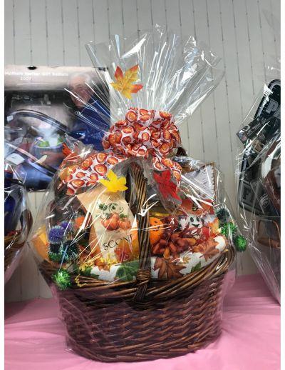 Halloween & Thanksgiving Basket