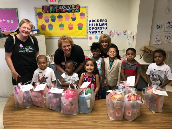 Bank Street Daycare Mother's Day Deliveries 2018