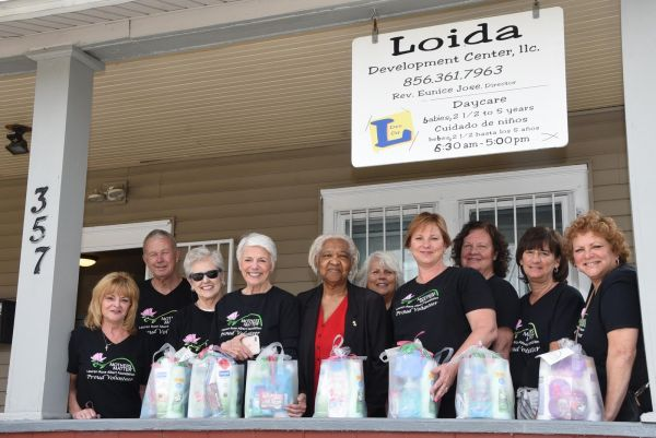 Loida Child Development Camden Mother's Day Deliveries 2018