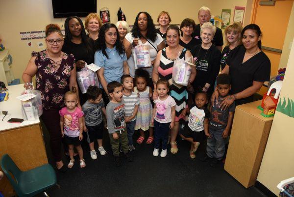 Loida Child Development Pennsauken Mother's Day Deliveries 2018