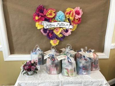 Ronald McDonald House Mother's Day Deliveries 2018