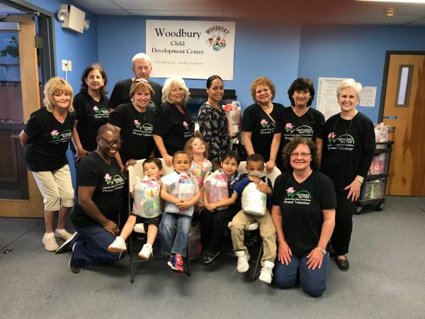 Woodbury Child Development Center Deliveries