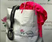 bag with stuff