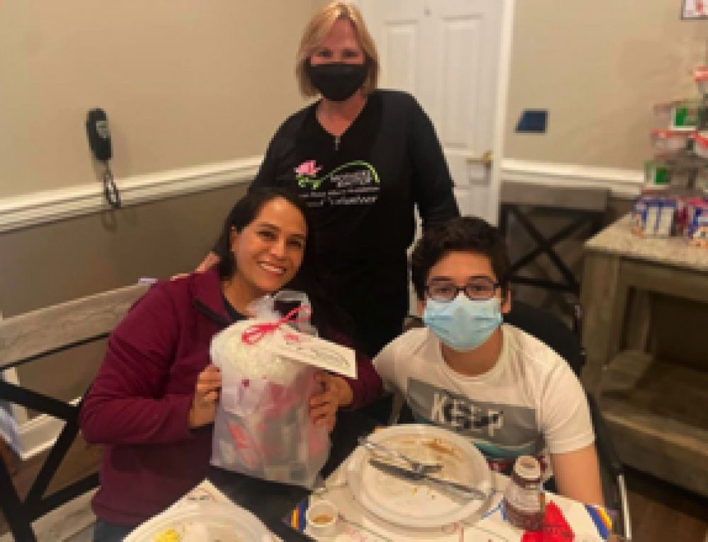 Mother's Day 2021 at Ronald McDonald House
